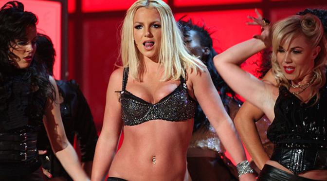 Britney Spears, uscito il video delle prove dei VMA 2007