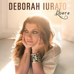 "Deborah Iurato, cover dell'album ""Libere"""