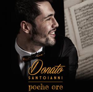 """Donato Santoianni, cover del singolo """"Poche ore"""""""
