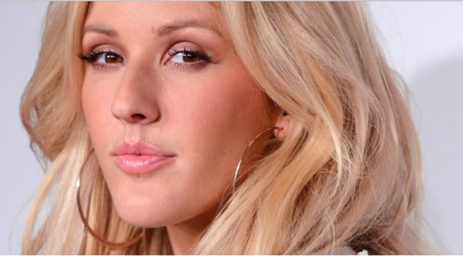 "Ellie Goulding, ""Love Me Like You Do"" numero 1 in Italia"