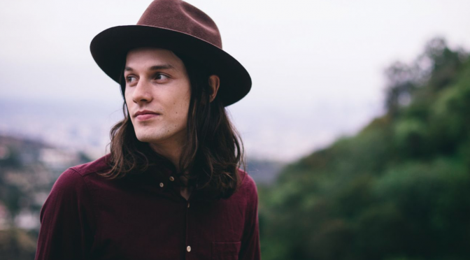 "James Bay, esce l'album ""Chaos And The Calm"""