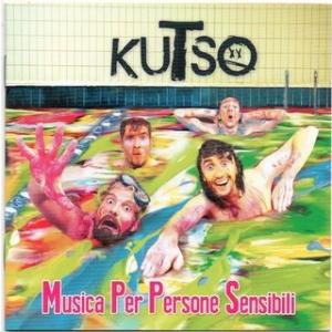 """Kutso, cover dell'album """"Musica per persone sensibili"""""""