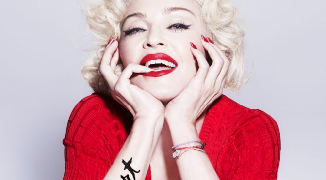 "Madonna, da oggi in radio ""Ghosttown"""