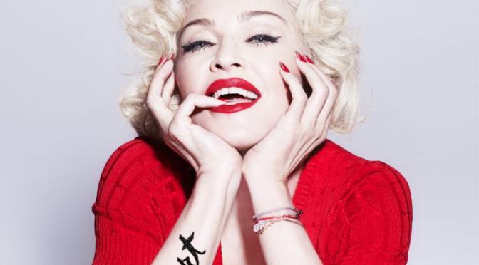 "Madonna, da oggi in radio ""Ghosttown"""