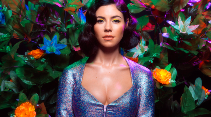 "Marina And The Diamonds, esce oggi l'album ""Froot"""