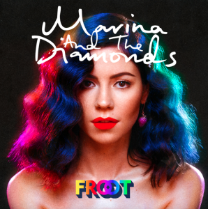 "Marina And The Diamonds, cover dell'album ""Froot"""