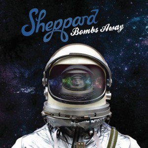 "Sheppard, cover dell'album ""Bombs Away"""