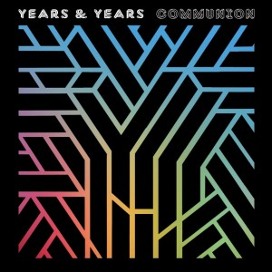 "Years & Years, cover dell'album ""Communion"""