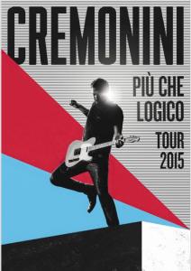 Cremonini tour 2015