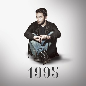 "Lorenzo Fragola, cover dell'album ""1995"""