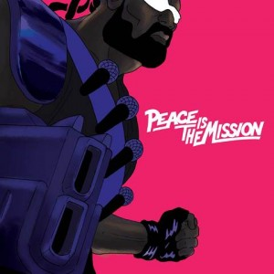 Major Lazer album