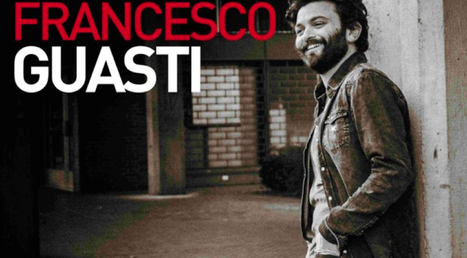 "Francesco Guasti, da The Voice all'EP ""Parallele"""