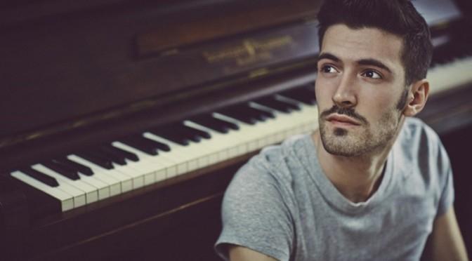 Giovanni Caccamo, musica a favore del FAI