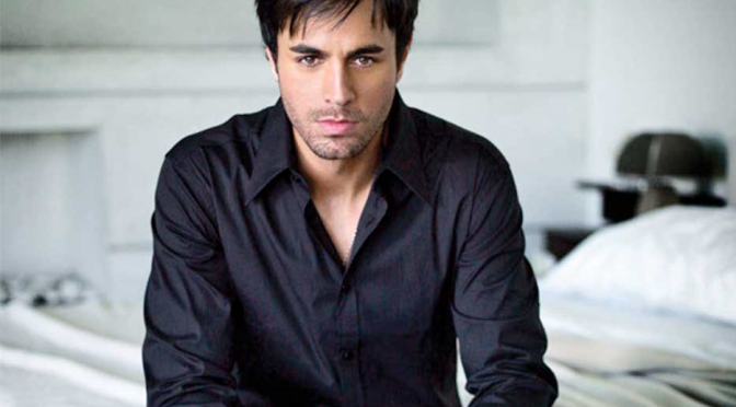 Enrique Iglesias, nuovo singolo e greatest hits