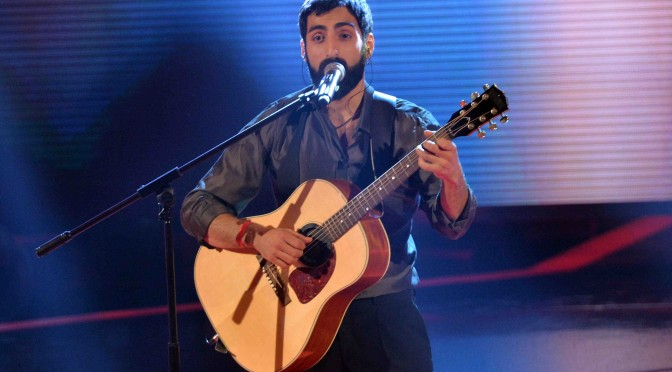 Fabio Curto The Voice