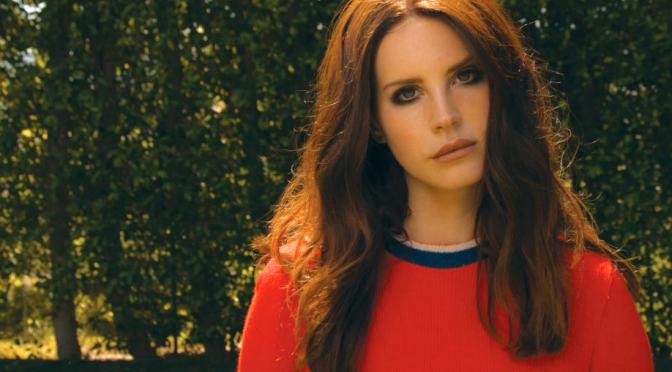 """Lana Del Rey in luna di miele: ecco """"Honeymoon"""""""
