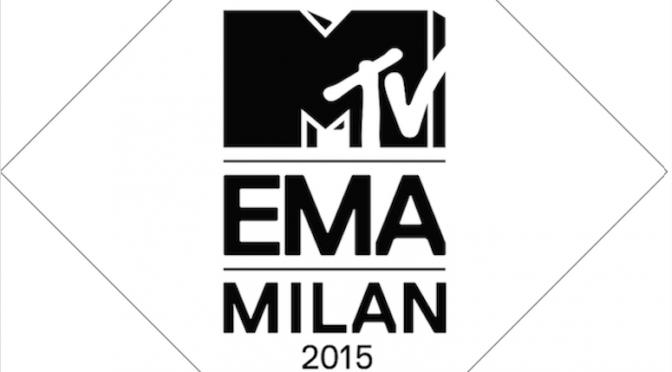 MTV EMA Milano