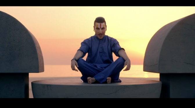 "Madh, nel video di ""River"" la lotta tra bene e male"