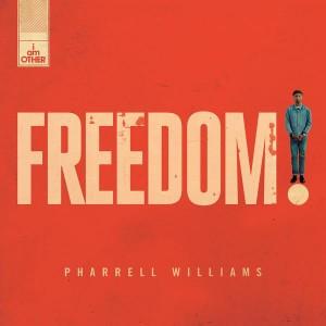 Pharrell nuovo singolo Freedom