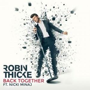 Robin Thicke nuovo singolo con Nicki Minaj