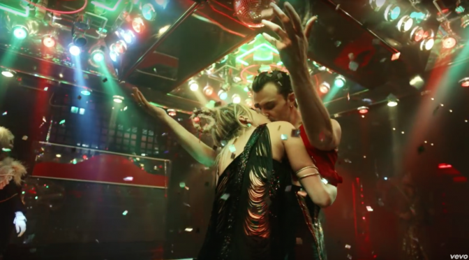 "Hurts: video di ""Lights"""