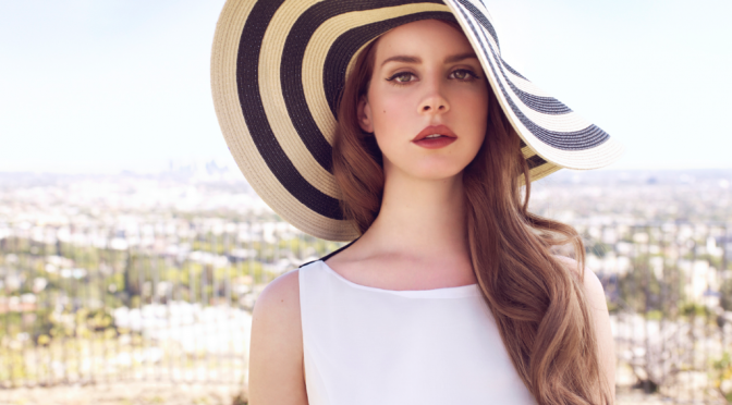 "Lana Del Rey: ""High By The Beach"" primo singolo ufficiale"