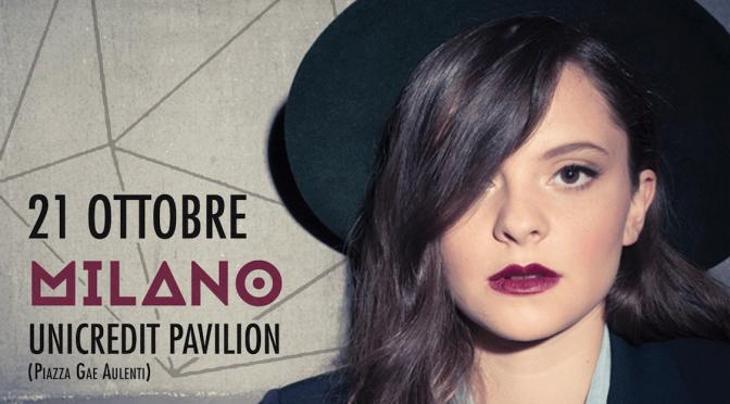 """Francesca Michielin: """"Lontano"""" nuovo singolo. Album il 23 ottobre"""