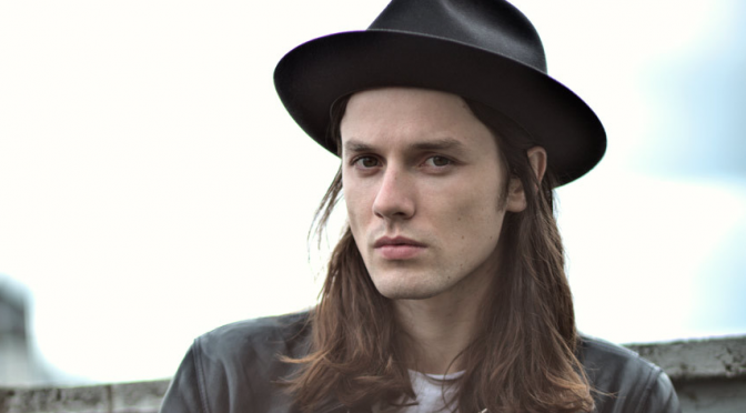 "James Bay in radio dal 2 ottobre con ""Let It Go"""