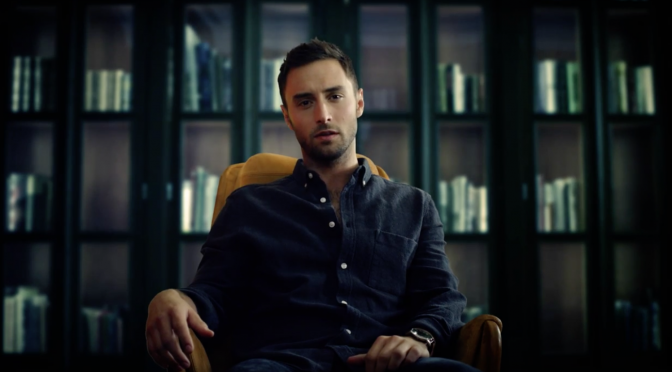 "Måns Zelmerlöw, video di ""Should've Gone Home"""