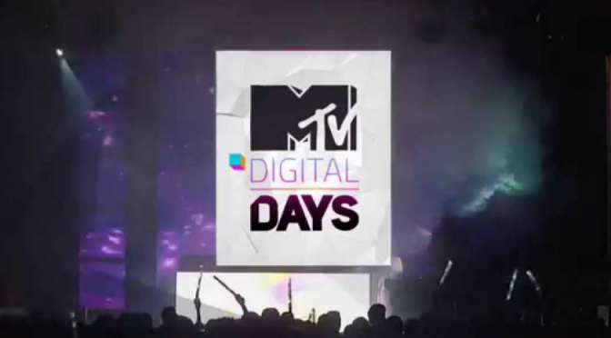 MTV Digital Days 2015 news