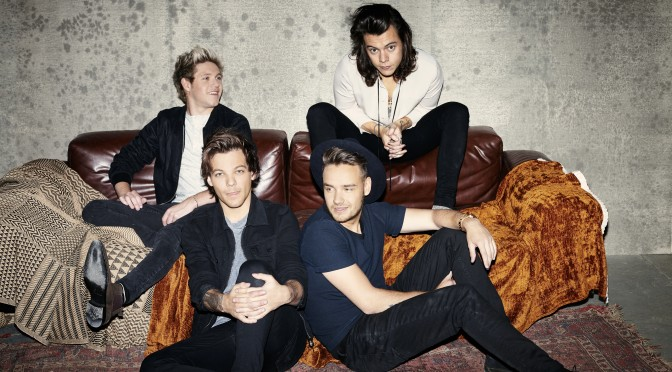 "One Direction: 13/11 l'album ""Made In The A.M."""