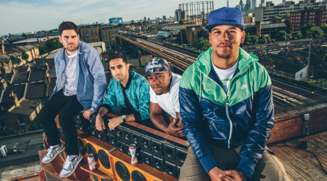 "Rudimental: 2 ottobre l'album ""We The Generation"""