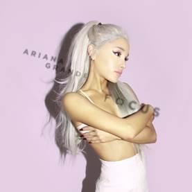 Ariana Grande Focus cover