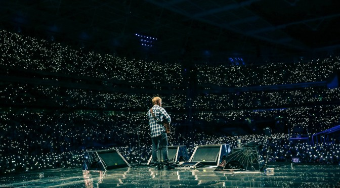 "Ed Sheeran: in arrivo ""x Wembley Edition"""