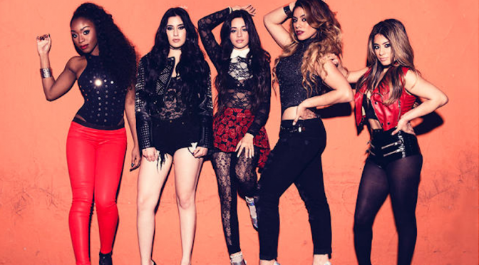 Fifth Harmony MTV EMA 2015