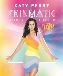 Katy Perry cover dvd live
