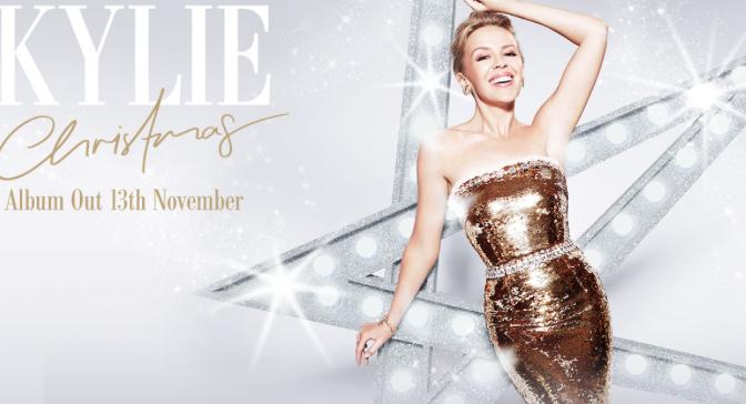 """Kylie Christmas"", album natalizio per la Minogue"
