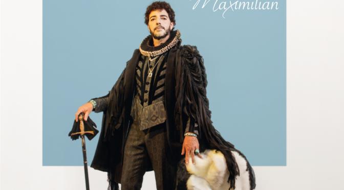 """Max Gazzè svela la cover dell'album """"Maximilian"""""""