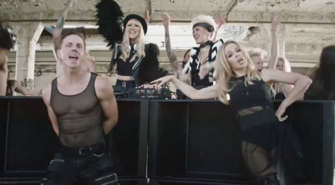 "Nervo and friends: ecco il video di ""The Other Boys"""