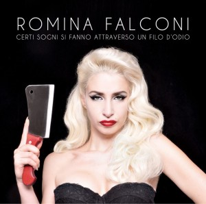 Romina Falconi cover album