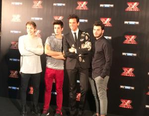 Under Uomini X Factor 9