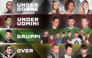 X Factor 2015 concorrenti