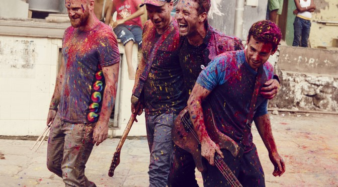 Coldplay news