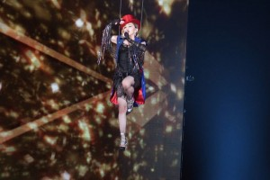 Madonna Torino Holiday