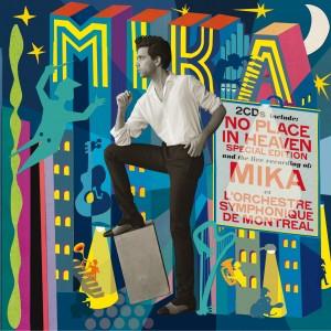 Mika ristampa album