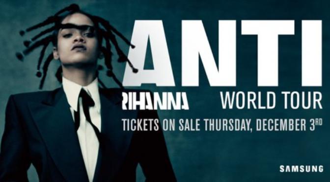Rihanna a San Siro il 13 luglio. Ma l'album?