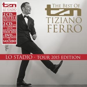 Tiziano Ferro Lo Stadio Tour dvd