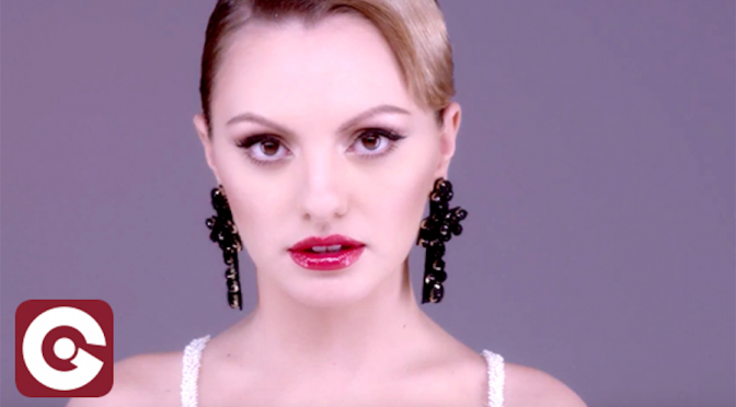 """I Did It, Mama!"", il nuovo singolo di Alexandra Stan"