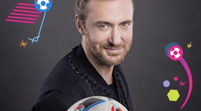 David Guetta scrive l'inno di EURO 2016 con i tifosi