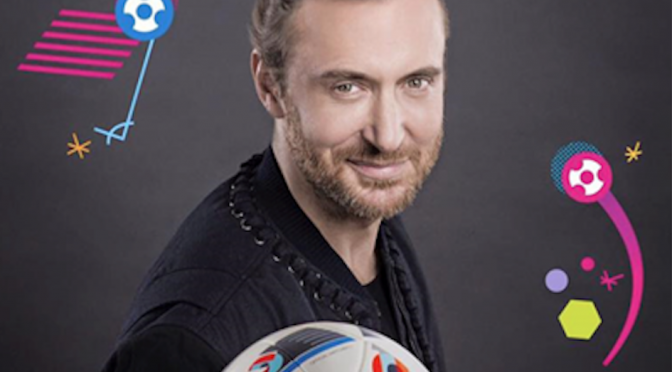 David Guetta Uefa euro 2016